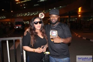 Photos: Beautiful Star Actress, Rita Nzelu Returns To Nigeria After Years In London